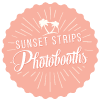 Sunset Strips Photobooths Logo